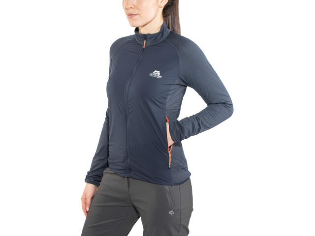 Mountain Equipment Trembler Veste Femme, cosmos/blue nights